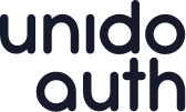The Unido authenticator logo